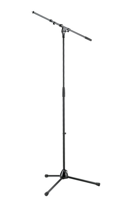 Microphone stand cover image
