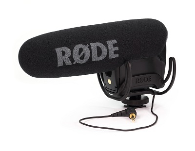 Rode VideoMic Pro cover image