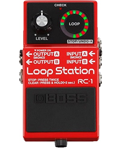 Guitar pedal - Loop Station cover image