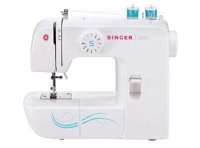 Sewing machine cover image