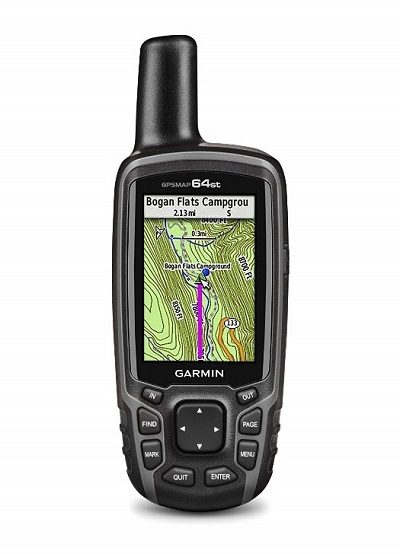 Handheld GPS Receiver cover image