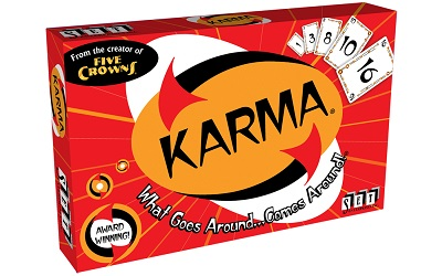 Karma what goes around ... comes around! cover image