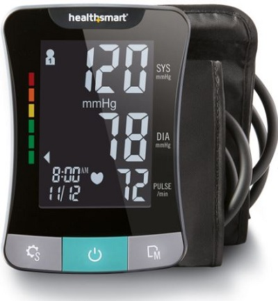Blood Pressure Monitor cover image