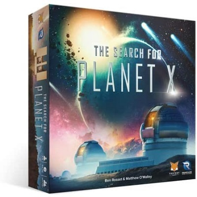The search for Planet X cover image
