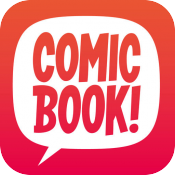 Comic Book App icon
