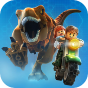 LEGO® Jurassic World  app icon