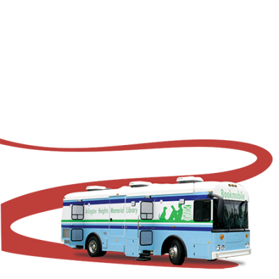 graphic of bookmobile
