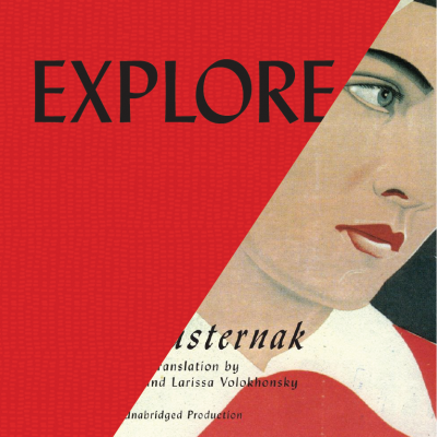 Explore with Doctor Zhivago book cover